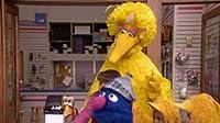 Super Chicken on Sesame Street