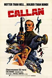 Callan (1974) Poster - Movie Forum, Cast, Reviews