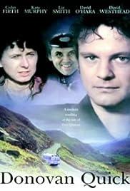 Donovan Quick(2000) Poster - Movie Forum, Cast, Reviews