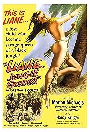 Liane, Jungle Goddess(1956) Poster - Movie Forum, Cast, Reviews