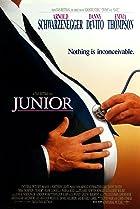 Junior (1994) Poster