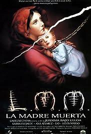 La madre muerta Poster