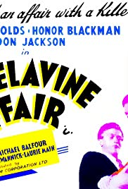 The Delavine Affair Poster