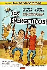 Los energéticos Poster