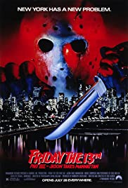 Friday the 13th Part VIII: Jason Takes Manhattan (1989) Poster - Movie Forum, Cast, Reviews