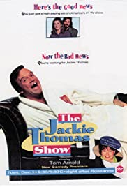 The Jackie Thomas Show Poster - TV Show Forum, Cast, Reviews