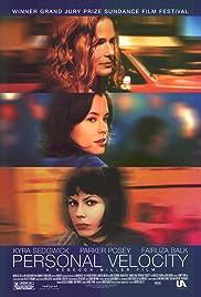 Personal Velocity(2002) Poster - Movie Forum, Cast, Reviews