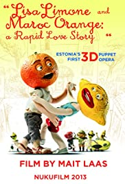Lisa Limone ja Maroc Orange: Tormakas armulugu Poster