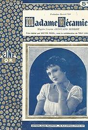 Madame Récamier Poster