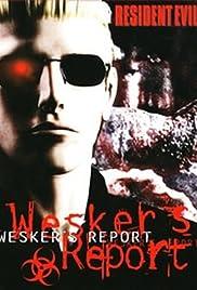 Resident Evil: Wesker's Report Poster