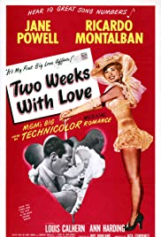 Two Weeks with Love (1950) Poster - Movie Forum, Cast, Reviews