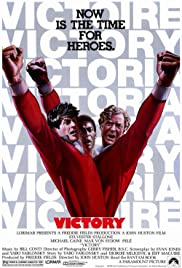 Victory (1981) Poster - Movie Forum, Cast, Reviews