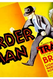 The Murder Man (1935) Poster - Movie Forum, Cast, Reviews