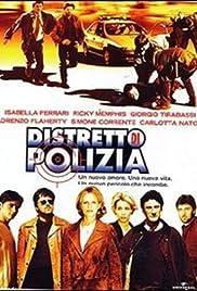Distretto di polizia Poster - TV Show Forum, Cast, Reviews
