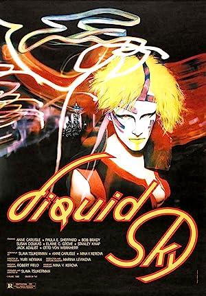 Liquid Sky poster