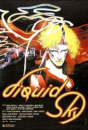 Liquid Sky(1982) Poster - Movie Forum, Cast, Reviews