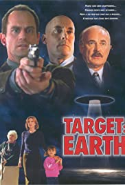 Target Earth(1998) Poster - Movie Forum, Cast, Reviews