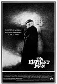 The Elephant Man 1980 Poster