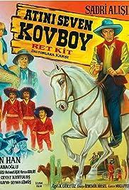 Atini seven kovboy Poster