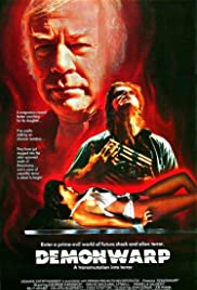 Demonwarp(1988) Poster - Movie Forum, Cast, Reviews