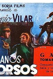 Los hermanos corsos Poster