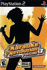 Karaoke Revolution Volume 3 Poster