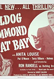 Bulldog Drummond at Bay Poster