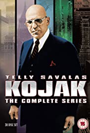 Kojak Poster - TV Show Forum, Cast, Reviews