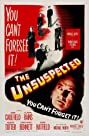 The Unsuspected (1947) Poster