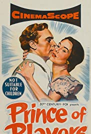 Prince of Players (1955) Poster - Movie Forum, Cast, Reviews