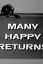 Many Happy Returns (1964) Poster