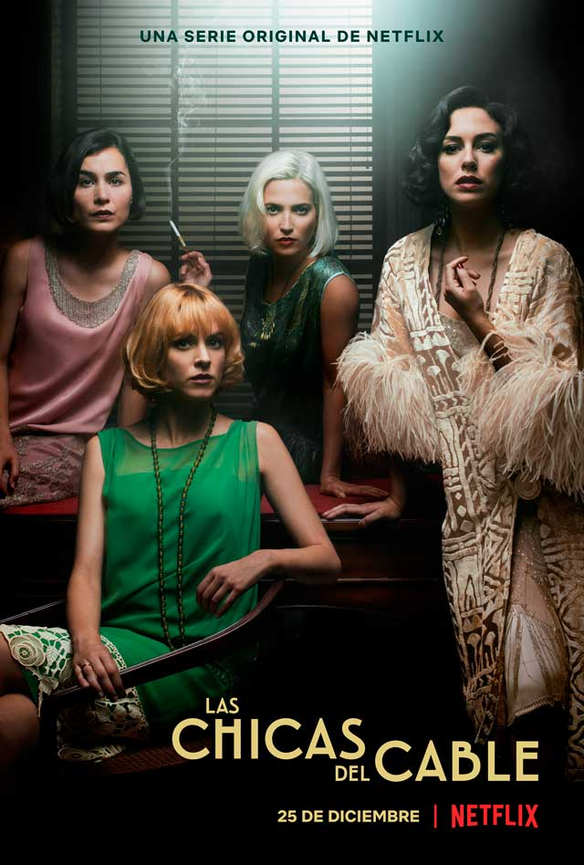 Le Ragazze del Centralino - Serie TV (2017) - MYmovies.it