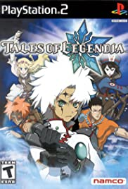 Tales of Legendia Poster
