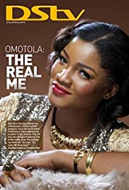 Omotola the Real Me Poster