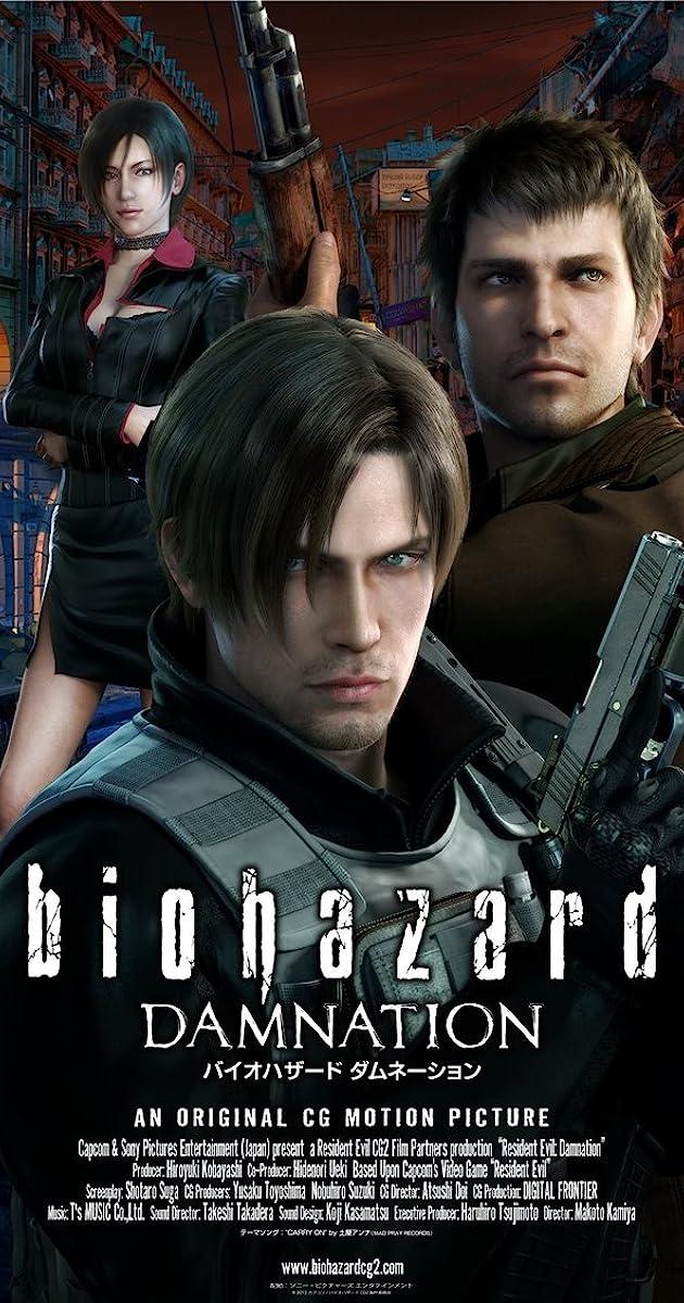 Absoliutus blogis: Prakeikimas / Resident Evil: Damnation (2012)