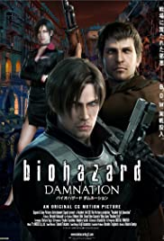 Resident Evil: Damnation (2012) Poster - Movie Forum, Cast, Reviews