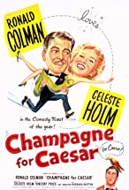 Primary image for Champagne for Caesar