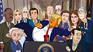 Our Cartoon President Season 2 Episode 3