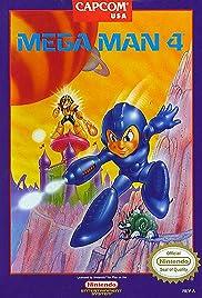 Mega Man 4(1991) Poster - Movie Forum, Cast, Reviews