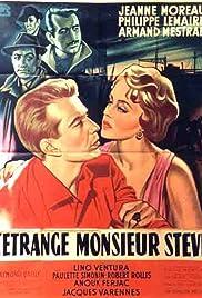 L'étrange Monsieur Steve Poster