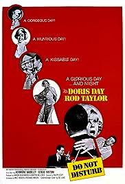 Do Not Disturb(1965) Poster - Movie Forum, Cast, Reviews