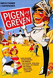 The Girl and the Viscount Poster