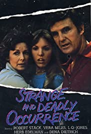 The Strange and Deadly Occurrence(1974) Poster - Movie Forum, Cast, Reviews