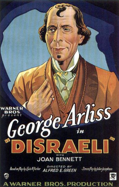 Image result for Disraeli 1929