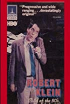Image of Robert Klein: Child of the 50's, Man of the 80's