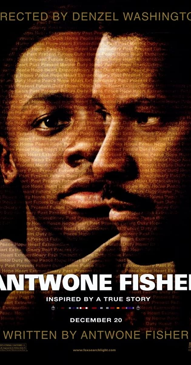 antwone fisher plot summary imdb