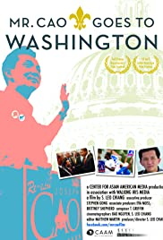 Mr. Cao Goes to Washington Poster