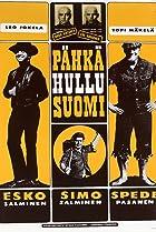 Image of Pähkähullu Suomi