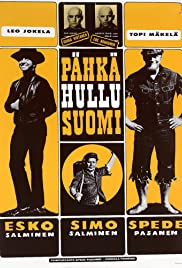 Pähkähullu Suomi(1967) Poster - Movie Forum, Cast, Reviews