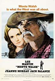 Monte Walsh (1970) Poster - Movie Forum, Cast, Reviews